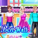 Ben Wall Paint Design