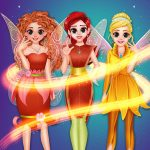 Free Games - BFF In Fairy Style
