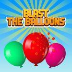 Blast The Balloons