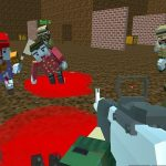 Free Games - Blocky Warfare the Aweper Zombie