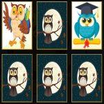 Cute Owl Memory