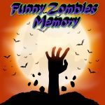 Free Games - Funny Zombies Memory