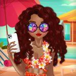 Tropical Princess and Princess Rosehip Sew Swimwear
