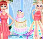 Free Games - Wedding Cake Master